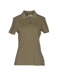Murphy And Nye Polo Shirts Military Green
