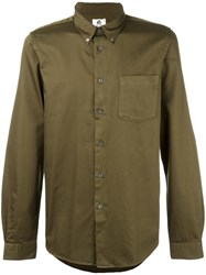 Paul Smith Ps By Tailored Shirt Green