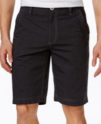 Inc International Concepts Men's Rogan Shorts Only At Macy's Black