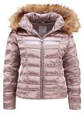 Bomboogie Down Jacket Bronze Taupe