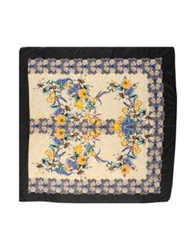 Silvian Heach Square Scarves Light Yellow