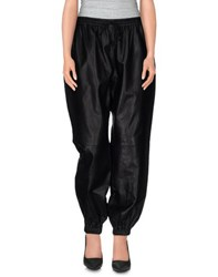 Rika Trousers Casual Trousers Women Black