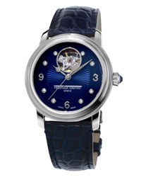 Frederique Constant Ladies' Slimline Automatic Charity Heartbeat Watch