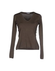 Bellwood Sweaters Military Green