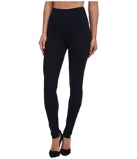 Lysse Ponte Legging W Center Seam 1519 Midnight Women's Clothing Navy