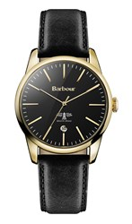 Barbour Bb049gdbk Gents Strap Watch