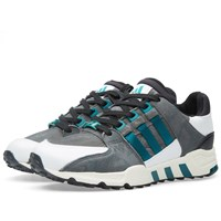 Adidas Eqt Running Support '93 'Tokyo' Core Black Emerald And White