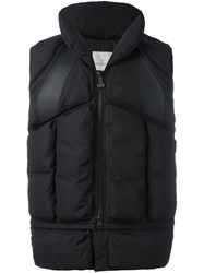 Moncler X Off White 'Giverny' Padded Gilet Black