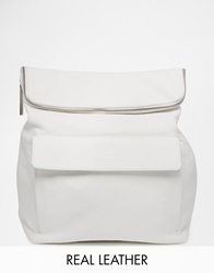 Whistles Verity Backpack In White