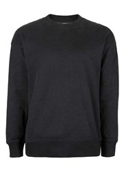 Topman Selected Homme Blue Turtle Neck Sweater