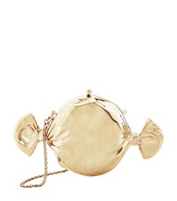 Judith Leiber Candy Clutch Female Gold