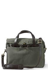 Men's Filson 'Original' Briefcase Green Otter Green
