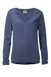 Tommy Hilfiger Sintela Blouse Blue Multi