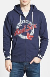 Men's Mitchell And Ness 'Boston Red Sox' Full Zip Hoodie