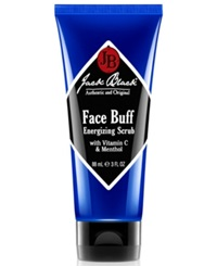 Jack Black Face Buff Energizing Scrub With Vitamin C And Menthol 3 Oz