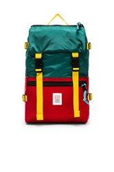 Topo Designs Rover Pack Teal