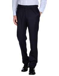 Officine Generale Casual Pants Dark Blue