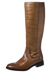 Eden Boots Cognac Brown