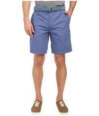 Vineyard Vines 9 Classic Summer Club Shorts Flag Blue Men's Shorts Navy