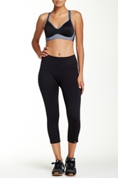 Brooks Pureproject Seamless Capri Pant Black
