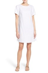 Women's Tommy Bahama 'Two Palms' Linen Shift Dress