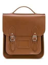 The Cambridge Satchel Company 'The Small Portrait' Backpack Brown