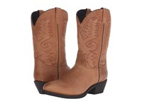 Laredo Riley Brown Cowboy Boots