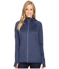 Columbia Saturday Trail Hooded Jacket Bluebell Heather Women's Coat