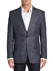 Versace Regular Fit Woven Sportcoat