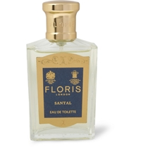 Floris London Santal Eau De Toilette 50Ml Blue