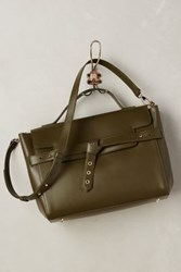 Anthropologie Metier Structured Satchel Holly
