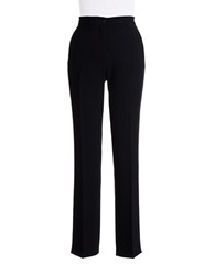Ivanka Trump Slim Fit Dress Pants Navy