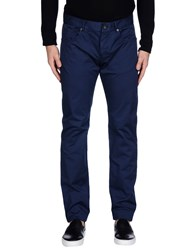 Love Moschino Trousers Casual Trousers Men Dark Blue
