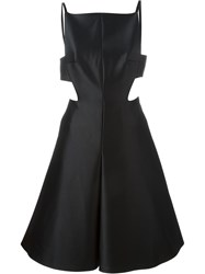 Solace Cut Out Detail Dress Black