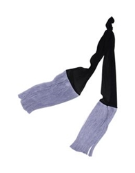 Boudicca Oblong Scarves Black