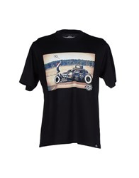 Dickies Topwear T Shirts Men Black