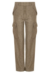 Missoni Zigzag Cargo Trousers