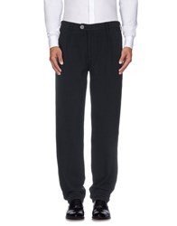 Oliver Spencer Trousers Casual Trousers Men Steel Grey