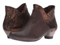 Think 87255 Espresso Kombi Women's Shoes Brown