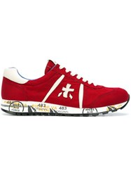 Premiata 'Lucy' Sneakers Red