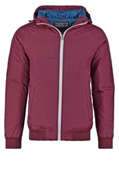 Your Turn Light Jacket Dark Red