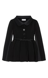 Dice Kayek Peplum Jacket Black