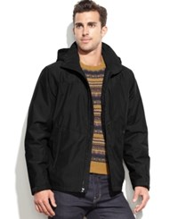 Hawke And Co. Outfitter Pro Tracker Fleece Lined Performance Parka Black