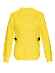 Sportmax Otaria Sweater Yellow