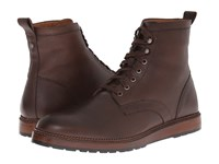 Dr. Scholl's Burke Redwood Men's Lace Up Boots Mahogany