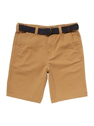 Army And Navy Quinn Chino Short Biscuit