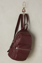 Anthropologie Baggu Backpack Oxblood