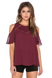 Heartloom Chloe Top Wine