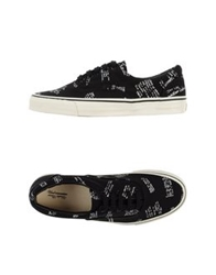 Undercover Low Tops And Trainers Black