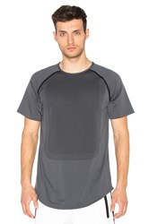 Puma Select X Stampd Raglan Sleeve Gray